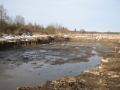 Iš buvusios naftos bazės Tytuvėnuose jau išvežtas užterštas gruntas
