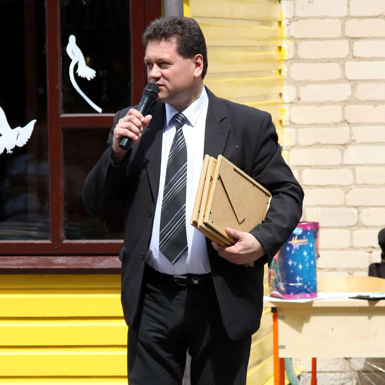S. Michailovas