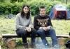 Ispanė ir ukrainietis rūpinasi Tytuvėnų gamta