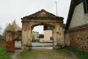 Kultūros centras – garažuose